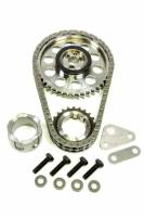 Rollmaster - Rollmaster Billet Double Roller Timing Set, LS1, LS2, 4.8, 5.3L