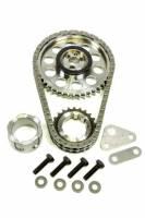 Rollmaster - Rollmaster Billet Double Roller Timing Set, 4X Cam Gear, LS3 - Image 2
