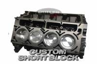 Engines/Kits/Blocks/Services - Short Blocks Kits (Unassembled) - Butler LS - Butler LS Custom Short Block