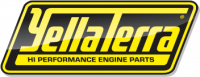 Yella Terra - Engine Components- External - Valley Covers