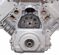 Engine Components- External - Timing Covers - Edelbrock - Edelbrock 2 Piece Timing Cover, Fits LS2, LS3,with Front Mounted Camshaft Sensor, Each