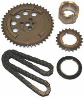 Valvetrain - Timing Chains & Cam Accessories - Cloyes - Cloyes True Roller Billet Timing Set, LS2 2006, Set