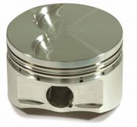 "Pistons - 4.000"" Stroke - Diamond - Diamond Street/Strip Flat Top Piston, 4.000 Str., LS1, LS2, LS3, LS6, LS7, L92, Set/8"