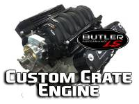 Butler LS - Butler LS Custom Crate Engine