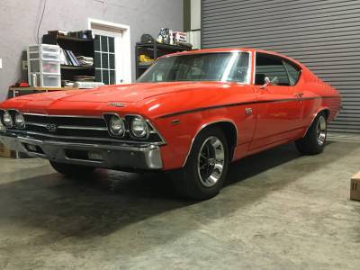 1969 Chevelle EFI Upgrade Cover