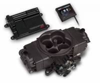 Other GM Engines - Other GM EFI Kits - Holley - Holley Terminator Stealth, Hard Core Gray, Self Tuning EFI, Kit