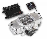 Other GM Engines - Other GM EFI Kits - Holley - Holley Terminator Stealth, Polished, Self Tuning EFI, Kit