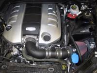 K&N Cold Air Intake Kit 08-09 G8 6.0 LS2 - Image 2