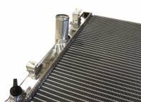 Cold Case  - Cold Case 2005-2006 Pontiac GTO LS2 Aluminum Dual Core Radiator - Image 4