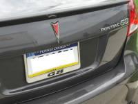 Max Perfomance 08-09 Pontiac G8 Rear Trunk Arrowhead Emble, Each - Image 2