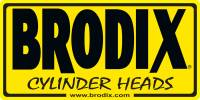 Brodix - Brodix BP BR3 Assembled Heads, Up to.700 Lift, 280cc LS3 Port, Set/2