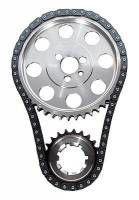 Valvetrain - Timing Chains & Cam Accessories - JP Performance - JP Performance Billet Single Roller Timing Set, LS1, LS6, 4.8, 5.3, 6.0L