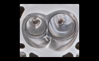 Air Flow Research - AFR 15° LS1 Mongoose Head, 215cc, Set/2 - Image 2