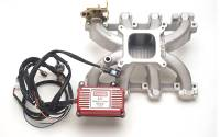 Air & Fuel Delivery - Intake Manifold - Edelbrock - Edelbrock Victor JR. LS1 Intake Manifold with Timing Control Module