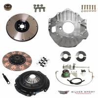 Silver Sport Transmissions - Silver Sport Transmissions EZ-LS Conversion Kit