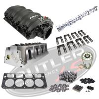 Cylinder Heads & Services - LS Top End Power Packages